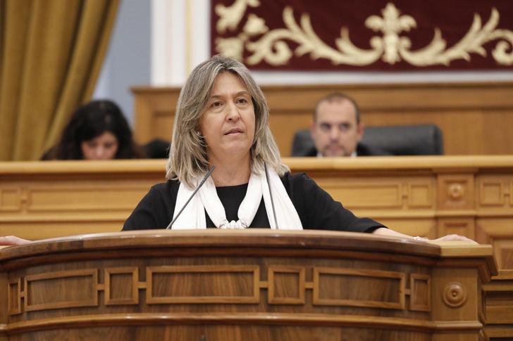 """Ana Guarinos: """"Page debe anteponer las prioridades sanitarias y la salud de los castellano-manchegos a sus intereses políticos"""""""