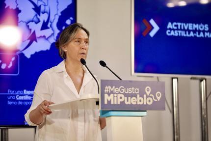 """Guarinos denuncia que el socialista Page """"se ha vuelto a olvidar de Guadalajara al dejarla fuera de un gran acuerdo sobre despoblación"""""""