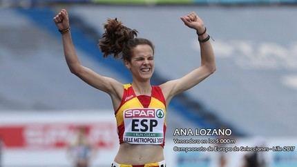 """La alcarreña Ana Lozano, bronce en los Juegos del Mediterráneo: """"Salía a por todas"""""""