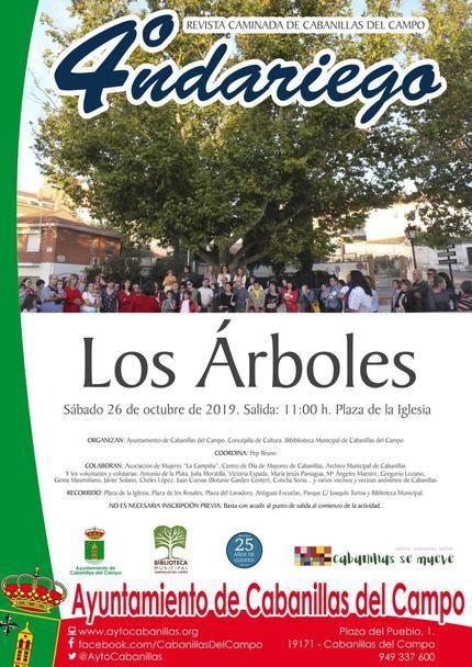 Nueva cita con la memoria oral de Cabanillas del Campo: llega el 4º Andariego