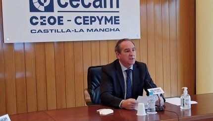 """Nicolás (CECAM) avisa sobre el """"ajuste"""" en la pensión de los 'baby boomers': """"Si lo hace una empresa privada sería estafa"""""""