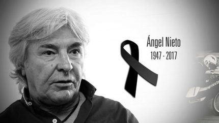 """Ángel Nieto será premiado a título póstumo con el """"Don Rodrigo"""" en Jadraque"""
