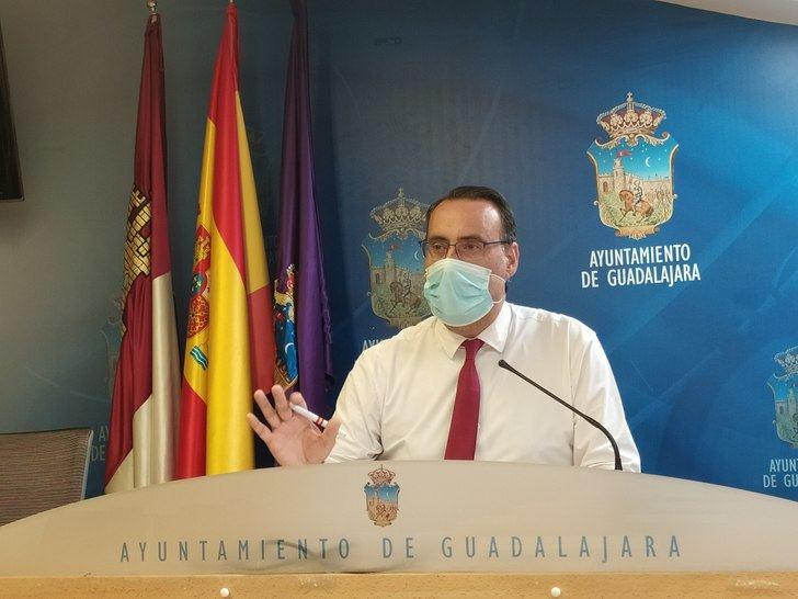 """Vox registra nueve enmiendas a los presupuestos municipales para """"disminuir el gasto público y bajar los impuestos a los vecinos de Guadalajara"""""""