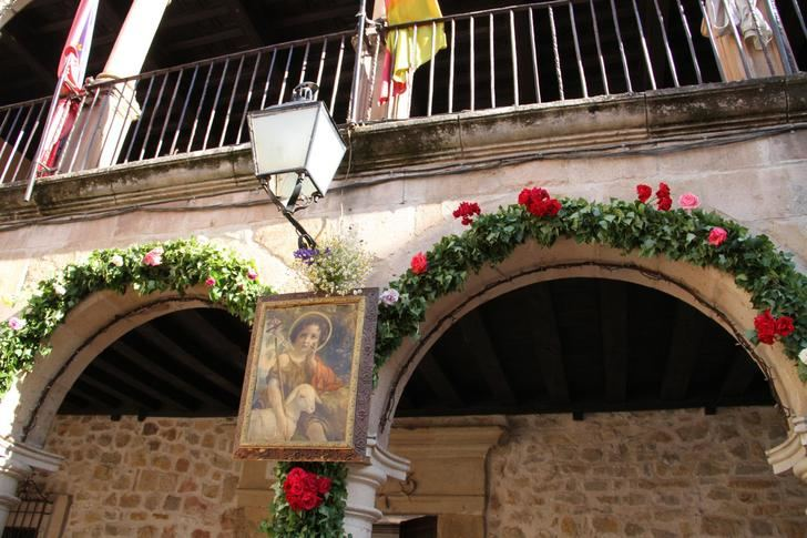 Sigüenza también dará premios a los Arcos de San Juan Virtuales 2020