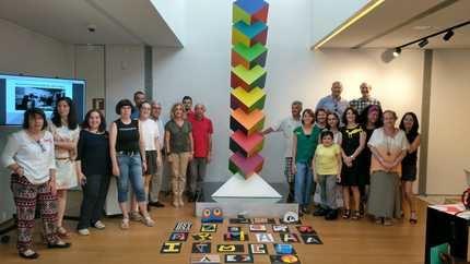 Clausurado con éxito el primer Seminario dedicado al Arte Geométrico en Guadalajara