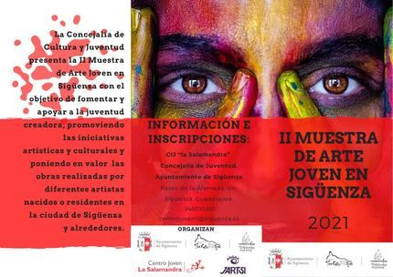 II Muestra de Arte Joven en Sigüenza
