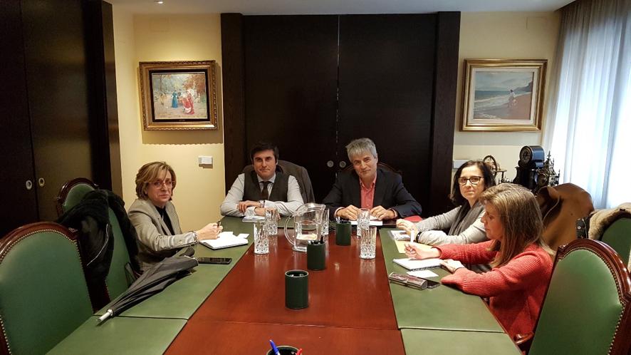 ASENTIA CLM y COACM propondrán conjuntamente medidas a la Administración para mejorar la calidad de las obras en la región