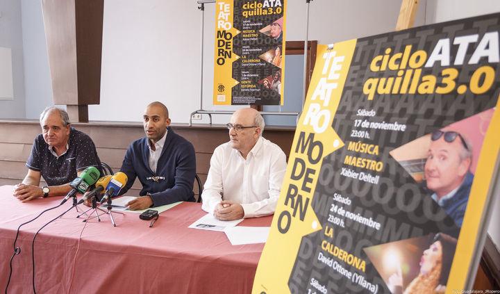 ATAquilla 3.0 regresa a Guadalajara con tres atractivas representaciones teatrales