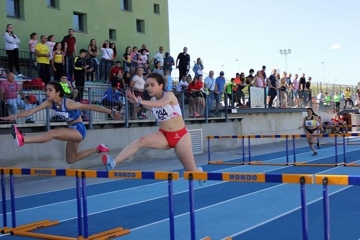 El CDM Valdeluz acoge este domingo la primera jornada del Campeonato Provincial de Atletismo en edad escolar