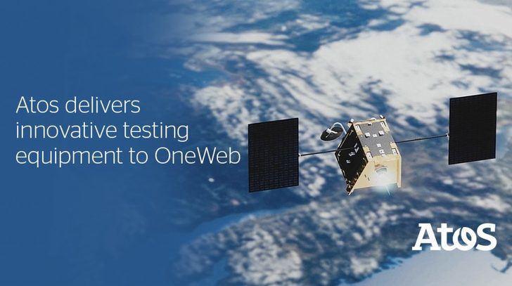 Atos da soporte a OneWeb en el lanzamiento de sus primeros 6 satélites