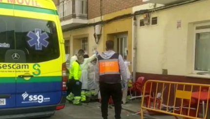 Dados de alta tres de los cuatro ingresados en el Hospital de Guadalajara por el atropello intencionado de Yunquera