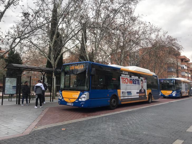 Ciudadanos reprocha al equipo de Gobierno que ignore las demandas relativas al transporte urbano de Guadalajara