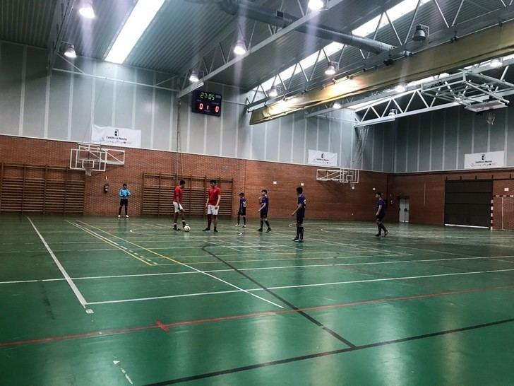 El Deporte Escolar y División de Honor local siguen dando alegrías a FS Pozo de Guadalajara