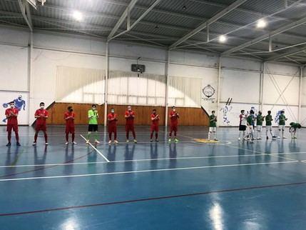 Paso atrás de FS Pozo de Guadalajara tras caer ante FS Menasalbas (6-2)