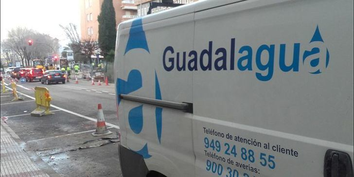 Corte de agua este jueves en la calle Méjico por obras en el Polígono El Balconcillo
