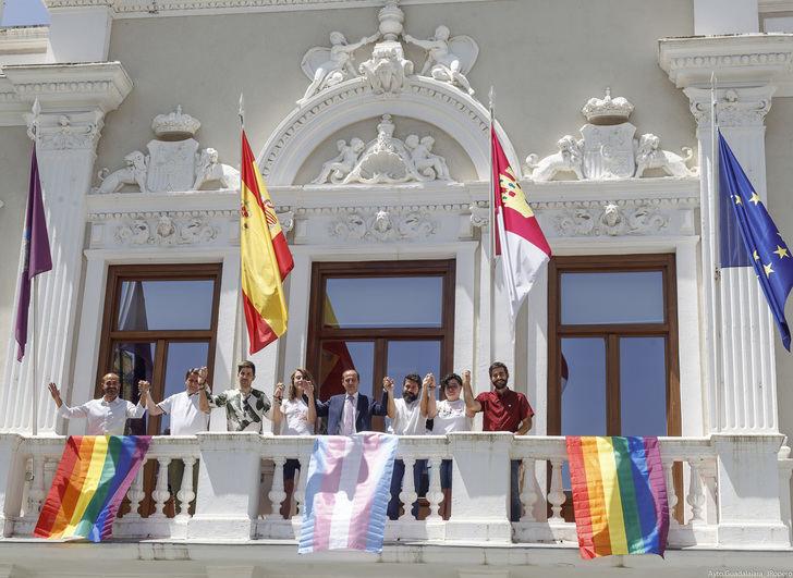 El equipo de Gobierno del Ayuntamiento de Guadalajara crea una mesa de seguimiento del Pacto por la Recuperación con representación de todos los partidos políticos