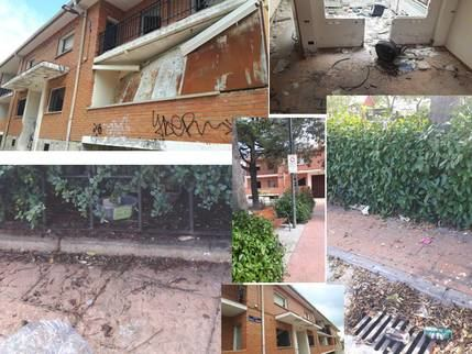 El PP pide al alcalde de Azuqueca que tome medidas contra la inseguridad y la suciedad en el barrio de El Vallejo