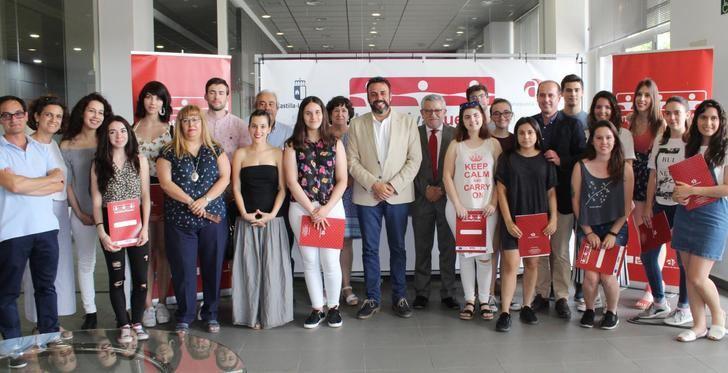 """José Luis Blanco: """"El proyecto Iniciativa Puente ha transformado Azuqueca y está sembrando el futuro de nuestra ciudad"""""""