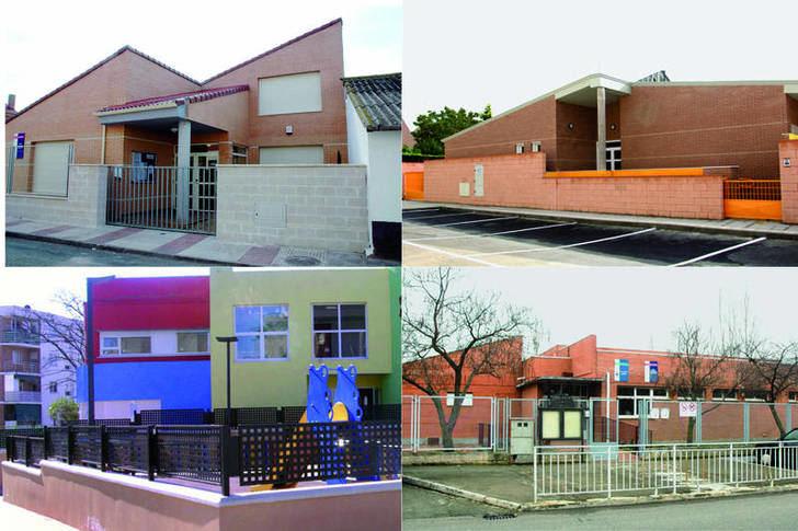 Se suspende en Azuqueca la actividad en las cuatro escuelas infantiles municipales desde mañana