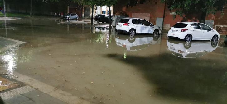 El alcalde de Azuqueca pide disculpas a todos los vecinos afectados por las inundaciones sufridas durante la tromba de agua de ayer