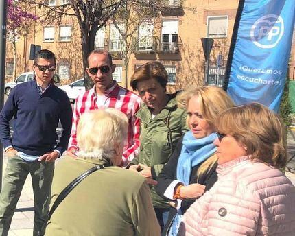 """El barrio azudense de """"Las 200"""" traslada su indignación por """"el abandono de los espacios públicos por parte del Ayuntamiento"""""""