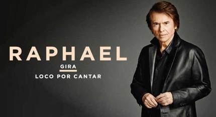 A la venta las entradas para el concierto de Raphael en Azuqueca
