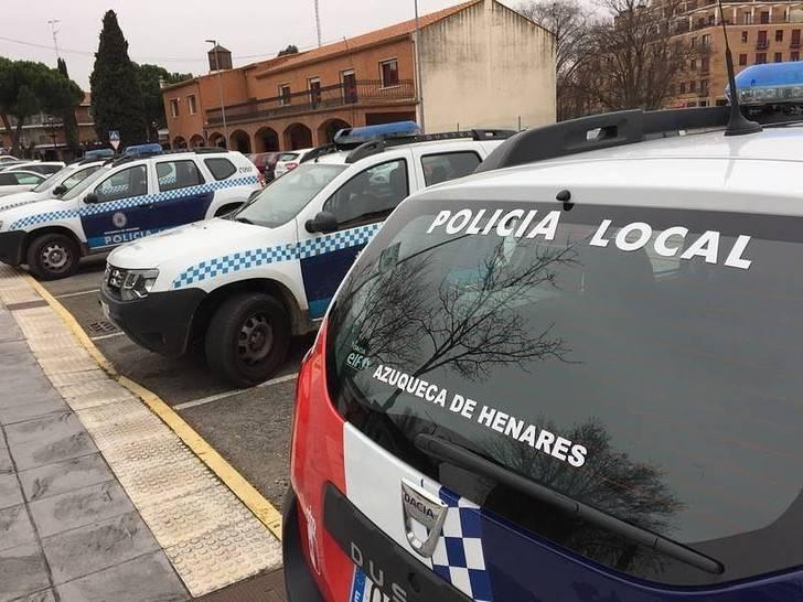 Comienza a operar el servicio canino de apoyo a la Policía Local de Azuqueca