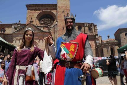 Las Jornadas Medievales de Sigüenza llegan este año a su XX Edición