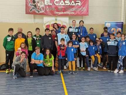 El 8º Circuito Provincial de Bádminton de Deporte Escolar arranca en El Casar