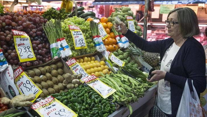 Bajan las ventas del comercio minorista de Castilla-La Mancha en noviembre
