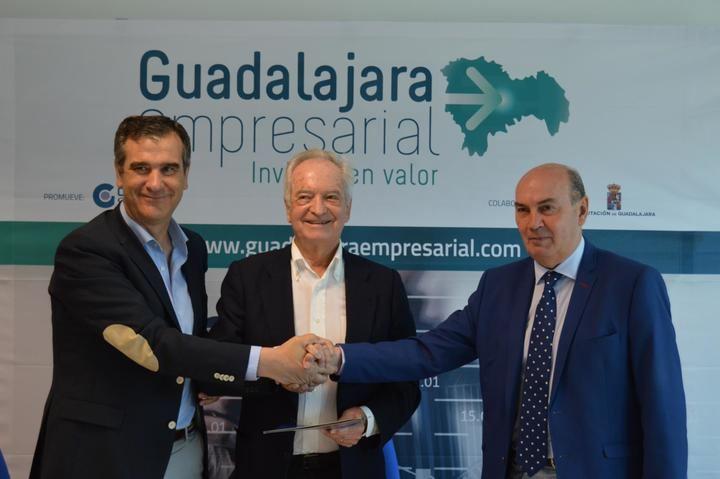 'Guadalajara Empresarial' hace un balance positivo de su primer año de vida