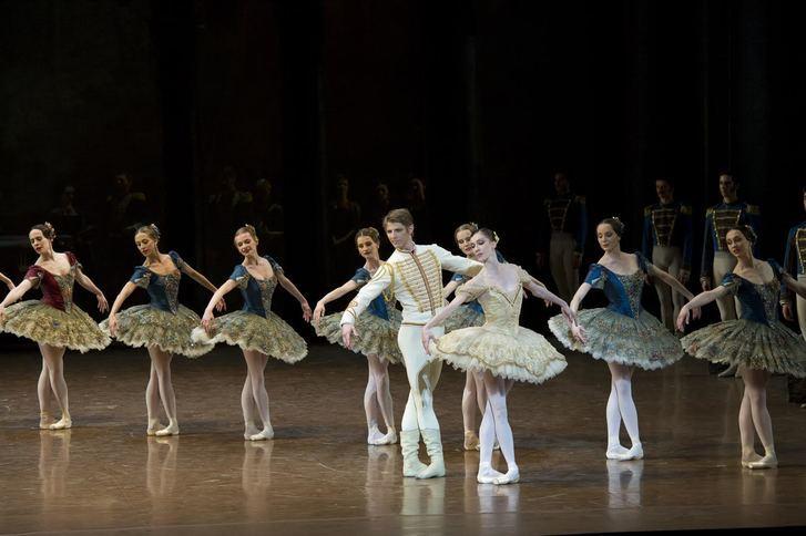 El ballet de la Ópera de París vuelve al Teatro Real