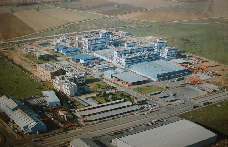 BASF presenta un ERTE en su planta de Guadalajara para su negocio de pinturas para la automoción