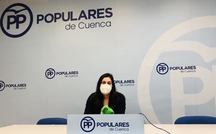"""PP-CLM : """"La única solución que ha puesto sobre la mesa Emiliano García Page es que está dispuesto a dar mantas para que la gente no pase frío en las terrazas, pero se niega a dar ayudas"""""""