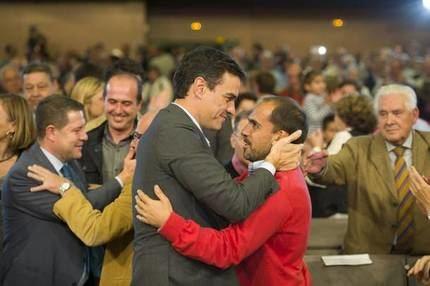 Page elige a Pablo Bellido (PSOE) como nuevo presidente de las Cortes de CLM