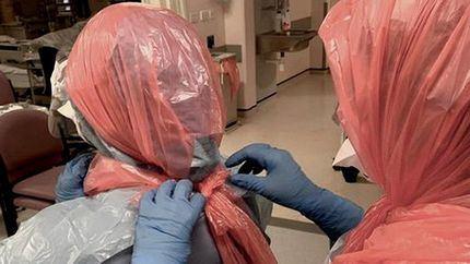 Castilla-La Mancha sigue siendo una de las regiones de toda España donde más sanitarios se contagian por coronavirus