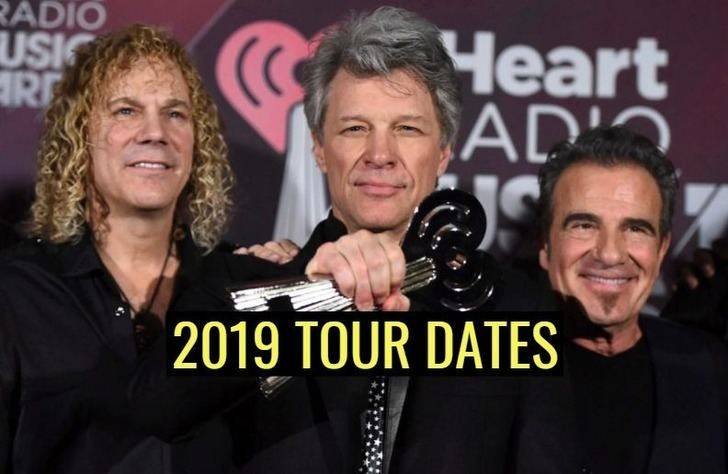 Después de 6 años, Bon Jovi vuelve a Madrid