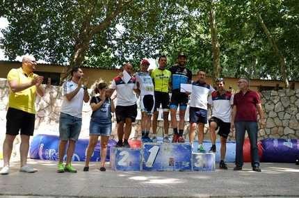 Más de 250 participantes en la prueba del Circuito de Mountain Bike celebrada este domingo en Brihuega