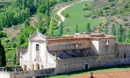 El convento de los Carmelitas de Budia entra en la lista roja del Patrimonio