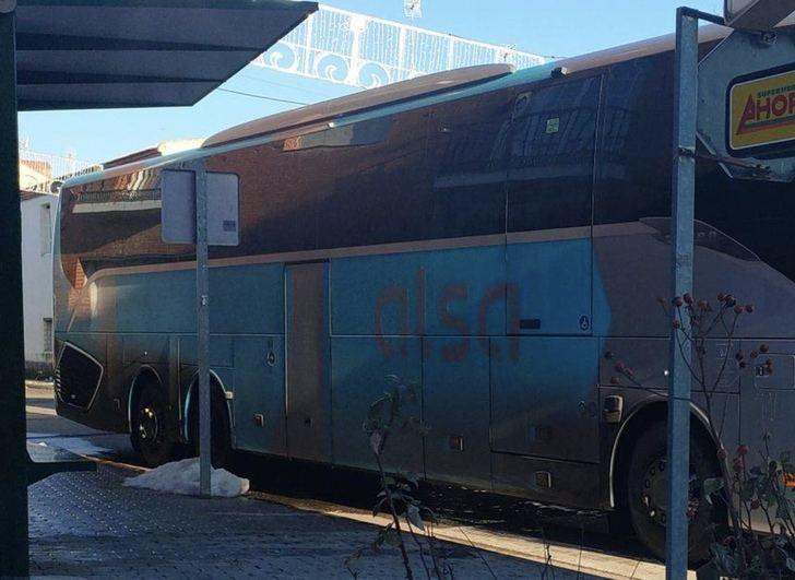 El Ayuntamiento de Alovera solicita al Ministerio de Fomento el restablecimiento de las frecuencias de autobús con Madrid
