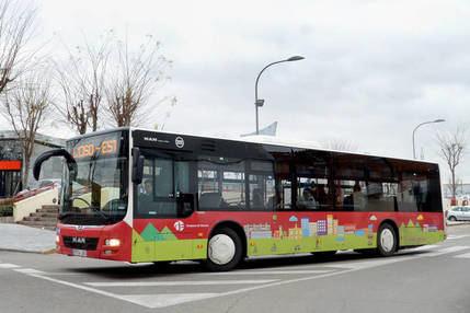 Del 27 de octubre al 2 de noviembre, el Ayuntamiento de Azuqueca refuerza el servicio de autobús urbano
