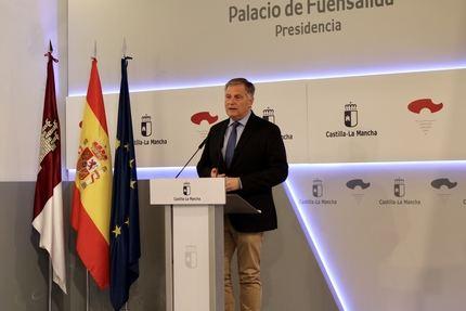 """Cañizares considera """"indispensable"""" el consenso para que el nuevo Estatuto tenga vocación de permanencia y mejoría de la realidad social de CLM"""