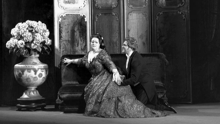 El palco 8 del Teatro de la Zarzuela de Madrid llevará el nombre de Monsterrat Caballé