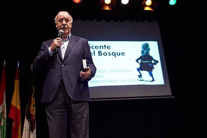 Cabanillas festeja su deporte, con una emotiva y animada Gala en la que destacó la presencia de Del Bosque