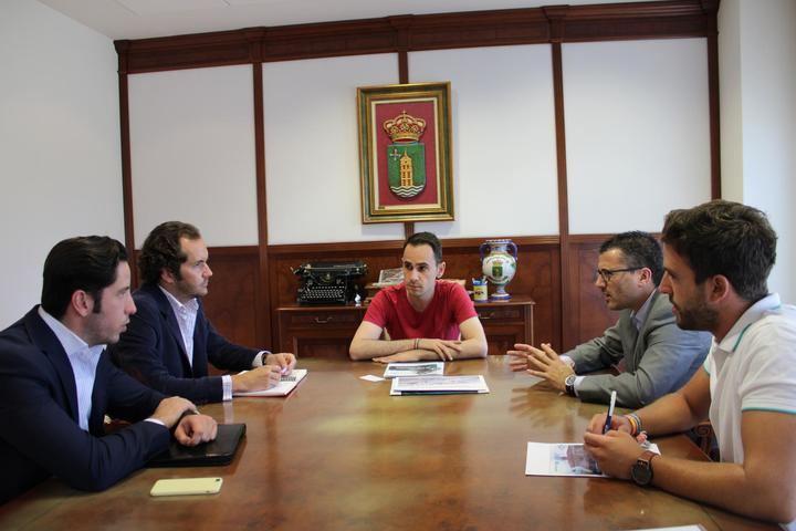 Cabanillas participará en 'Invest in cities 2019' de la mano de 'Guadalajara Empresarial'