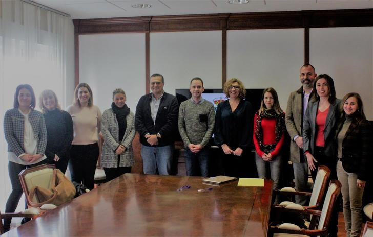 Cabanillas, Quer, Valdeaveruelo y Torrejón vuelven a unir fuerzas contra la violencia de género, junto al Centro de la Mujer