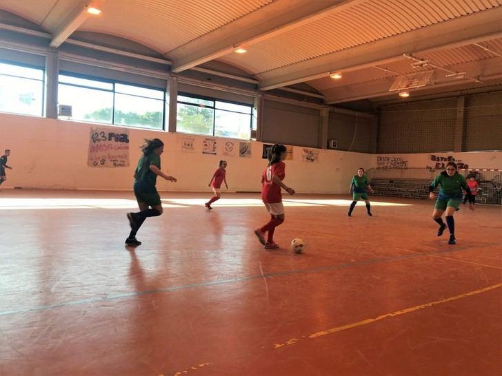 Excelente jornada para la base de FS Pozo de Guadalajara