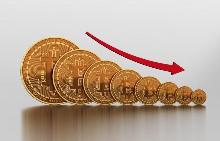Bitcoin cae a su nivel más bajo desde noviembre