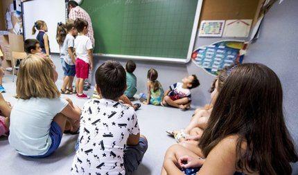 El Gobierno regional propone que el curso en 2º de Infantil, Primaria, ESO, Educación Especial, FP Básica y Bachillerato comience el 9 de septiembre