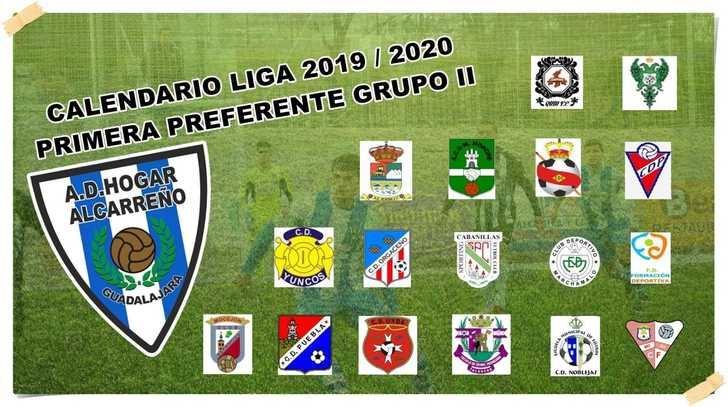 Publicado el calendario de Regional Preferente de Fútbol